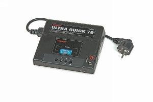 Ladegerät Quick 70 Graupner 64070