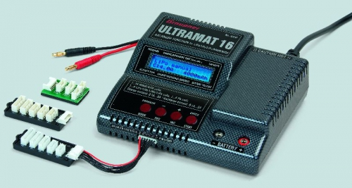 ULTRAMAT 16 Graupner 6441