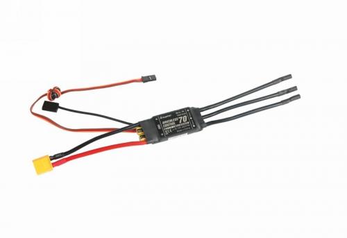 Regler BRUSHLESS CONTROL 70 SBEC XT-60 Graupner 7237.D35