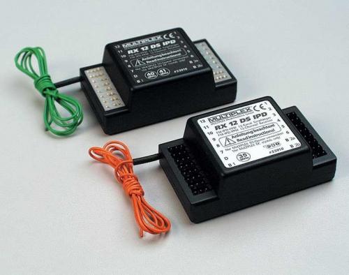RX-12 DS IPD Empfänger Multiplex 55910