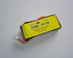 Lemon RC 1800 - 11,1V Lipo Lithium Polymer Akku