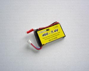 Lemon RC 460 - 7,4V Lipo Lithium Polymer Akku