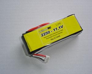 Lemon RC 2250 - 11,1V Lipo Lithium Polymer Akku
