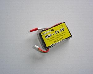 Lemon RC 620 - 11,1V Lipo Lithium Polymer Akku