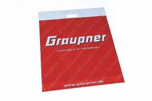 Tragetasche 500x600mm GRAUPNER Graupner 8078.3