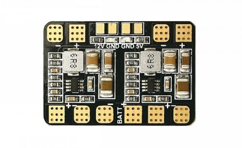 Mikro PDB Stromverteiler PCB Graupner 8474
