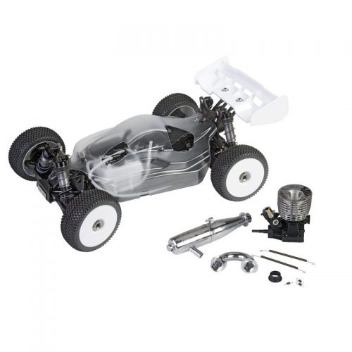 Hyper VS Pro Nitro Buggy Roller SET Graupner 90176.R.PROS