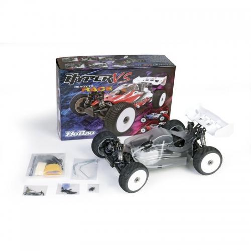 Hyper VS Pro Nitro Buggy Roller 80% mont Graupner 90176.R.PRO