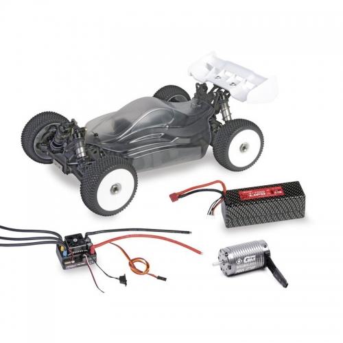 Hyper VS Pro ElektroBuggy Roller SET Graupner 90176.RE.PROS