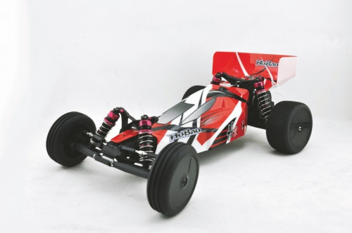 Hyper H2 2WD Elektro Racing Buggy 1:10 Bausatz RC Offroad Buggy Maßstab 1:10 Graupner 90186