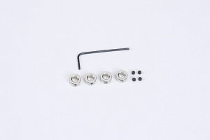 Stellringe für Stabilisator Graupner 90190.101
