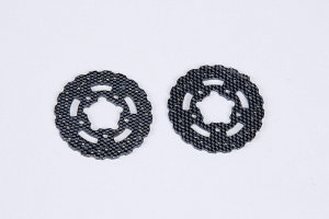 Bremsscheiben Carbondesign Graupner 90190.111