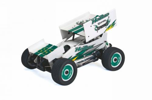 Hyper 8 Sprint Car Nitro 1/8 II. Wahl Graupner 90198.RTRBW