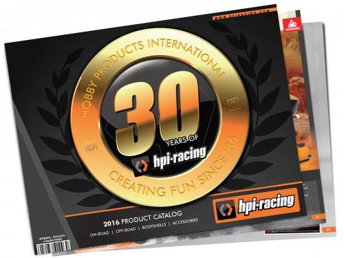 HPI und HB Katalog - Englisch HPI 92003