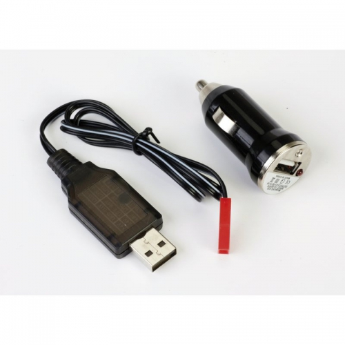 USB charger & USB DCpower adapter-vee Graupner 92301.10