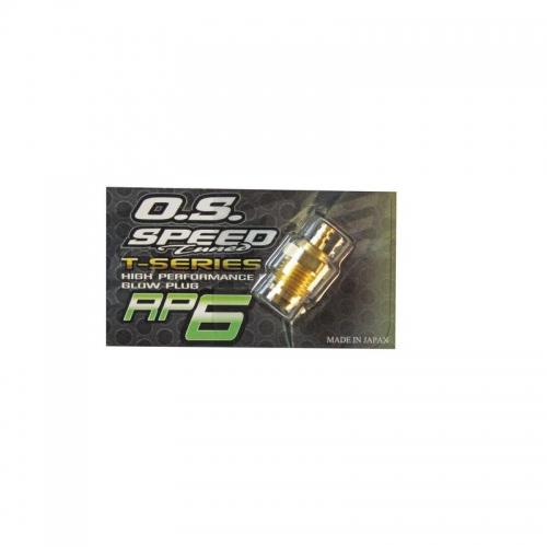 Plug O.S.Speed RP6 Graupner 92647