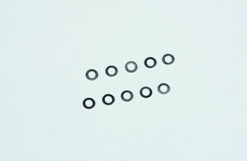 Motordistanzscheibendick 0,5 mm Graupner 97342