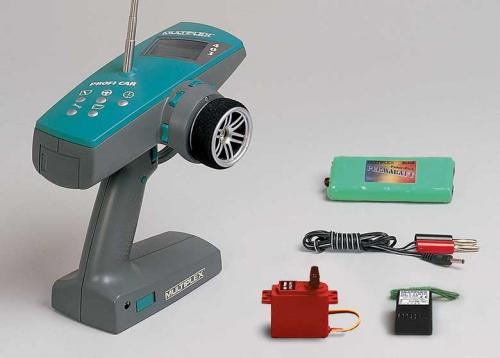 profi car 403 racer set synth 40 41mhz multiplex 25233 hobbydirekt modellbau. Black Bedroom Furniture Sets. Home Design Ideas