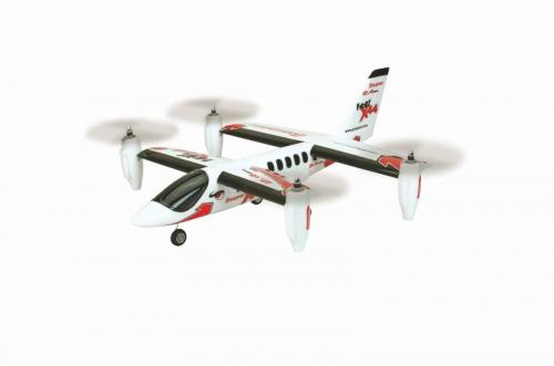 WP RC-Elektroflugmodell X44 695 mm Graupner 9944.100