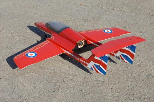 JSM Mini Xcalibur (rot Paket) JSM