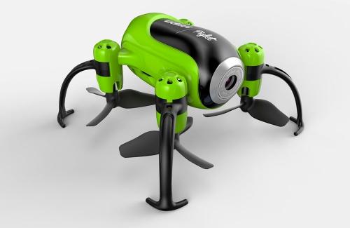 Udi Piglet WiFi Mini Drone grün Udi A-U36W-G
