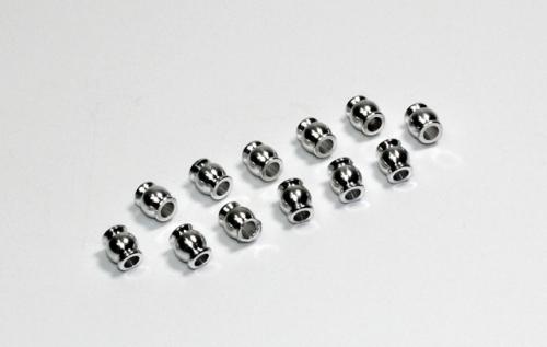 Kugelkopf für Dämpfer (12 St.) 1:10 Hot Shot Buggy/Truggy Absima 1230083