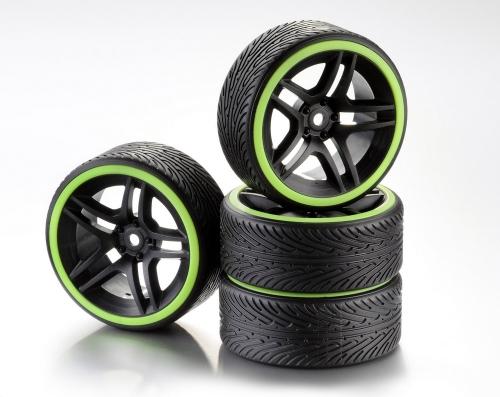 Räderset Drift 10-Speichen P Absima 2510050