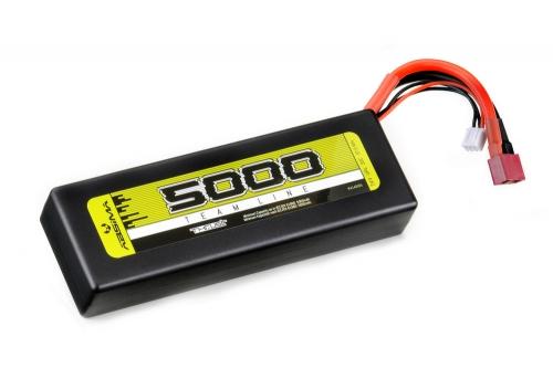 LiPo Stick Pack 7.4V-30C 5000 Hardcase (T-Plug) Absima 4140005