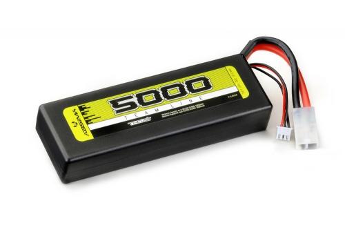LiPo Stick Pack 7.4V-30C 5000 Hardcase (TAM) Absima 4140006