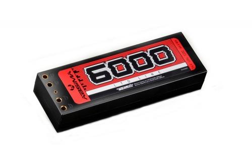 LiPo Stick Pack 7.4V-110C 6000 Hardcase (Double Tubes) Absima 4150002