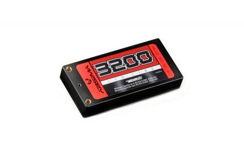 Shorty Pack LiPo 7.4V-110C 3200 Hardcase 16mm (4mm Tubes) Absima 4150004