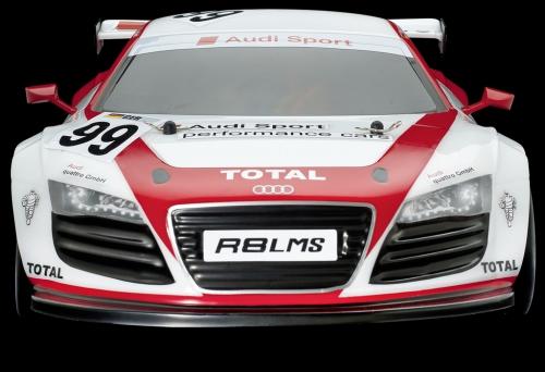 1:8 EP Onroad Chassis DER GERÄT Audi R8 GR8LE 4WD Brushless RTR Absima GR8LERTR