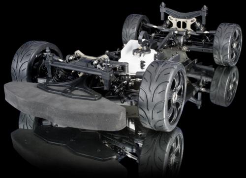 1:8 GP Onroad Chassis GT8L Absima GT8L