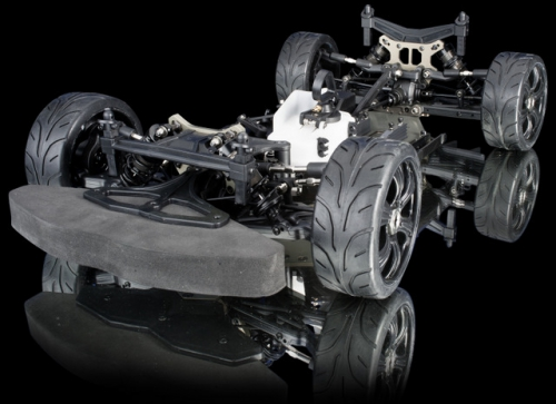 1:8 GP Onroad Chassis GT8 4 Absima GT8