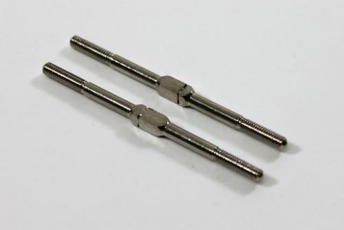 Gewindestangen Lenkung 3x54mm Absima T02091