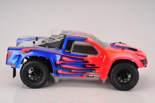 Karosserie Patron SC-Truck Absima T02166