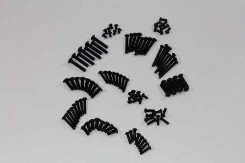 Rundkopfschrauben Set (10.9 Stahl) 1:8 Absima T08673