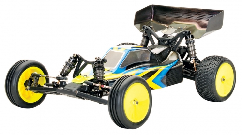 1:10 EP Buggy T2Evo 2WD Competition KIT Absima T2EVO