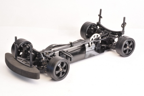 1:10 EP Drift Onroad TD10 4WD Rolling Chassis Absima TD10