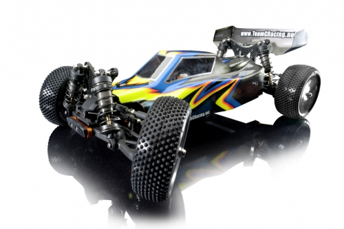 1:10 EP Buggy TM4-Steel Gear 4WD Competition KIT Absima TM4