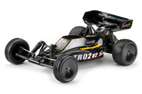 1:10 EP Buggy TR02V2 2WD KIT Absima TR02V2KIT