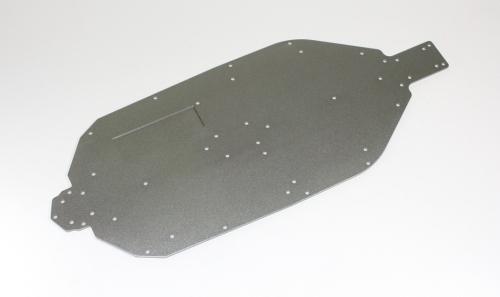 Aluminium Chassisplatte TR4SC 4WD SC 1:10 Absima TS4054