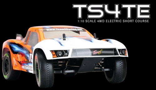 1:10 EP Short Course TS4 Team Edition 4WD Competition KIT  Absima TS4TE