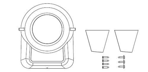 Rumpfnase PC-6 Robbe 26230008