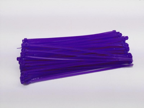Kabelbinder 3x150 mm 100 Stück blau Robbe 59001001