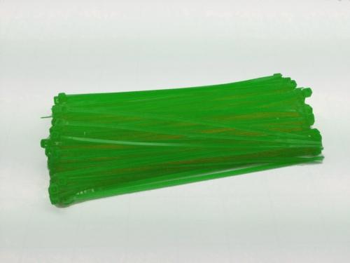 Kabelbinder 3x150 mm 100 Stück grün Robbe 59001003