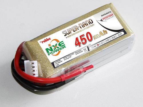 LiPo Akku robbe NXE-Power Evo 3S450/30C Robbe 6601NXE