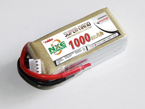 LiPo Akku robbe NXE-Power Evo 3S1000/30C Robbe 6605NXE
