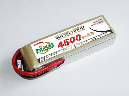LiPo Akku robbe NXE-Power Evo 4S4500/30C Robbe 6633NXE