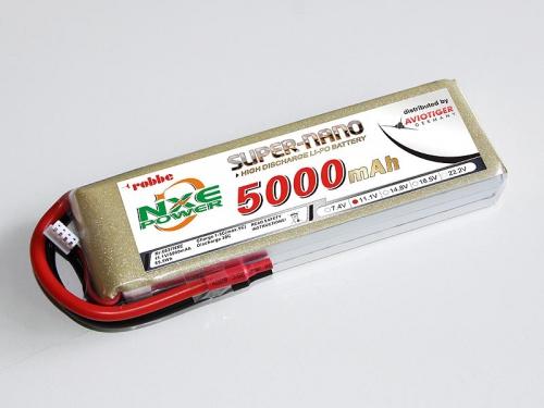 LiPo Akku robbe NXE-Power Evo 3S5000/30C Robbe 6637NXE